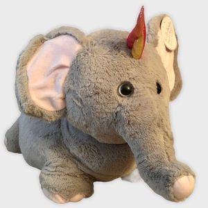 KELLY KIDZ•UNICORN ELEPHANT PLUSH TODDLER CHAIR